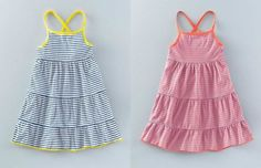 New Mini Boden Jersey Stripe Frill Dress 1.5-12 years Summer Sun in Clothes, Shoes & Accessories, Kids' Clothes, Shoes & Accs., Girls' Clothing (2-16 Years)   eBay!