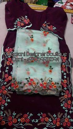 Shop salwar suits online for ladies from BIBA, W & more. Explore a range of anarkali, punjabi suits for party or for work. Designer Punjabi Suits Patiala, Punjabi Suits Designer Boutique, Patiala Suit Designs, Boutique Suits, Indian Designer Suits, Kurti Designs Party Wear, Patiala Salwar, Indian Suits Punjabi, Anarkali