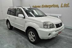 Japanese vehicles to the world: 2005 Nissan X-trail 4WD for Tanzania to Dar es sal...