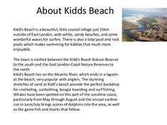 kidds beach - Ecosia