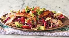 Fish Taco Salad Recipe on Yummly