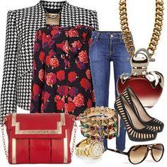 Portez des fleurs et des motifs et n'oubliez pas les accessoires pour une tenue chic et fashion.  Retrouvez les vêtements et accessoires sur Asos.com