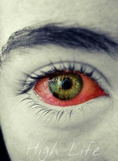 red eye (; | weed , drugs and alcohol | Pinterest | Red ...