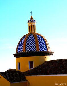 San Gennaro Church in Praiano (Salerno) Amalfi coast, Province of Salerno , Campania region Italy