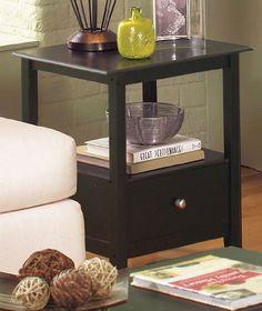 Espresso End Table GetSet2Save http://www.amazon.com/dp/B00TIYCXR2/ref=cm_sw_r_pi_dp_zJg.ub06MH8NZ