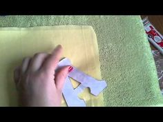 ▶ Making letters for a Sorority/fraternity - YouTube
