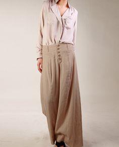 ef0d02a28254 Gorgeous Womens Clothing Womens Pants Wide Leg Pants Casual Pants Loose  Pants Plus size Pants Harem Pants Drop Crotch Pants