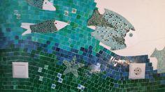 Pesci di grandi dimensioni in ceramica unico vistegel