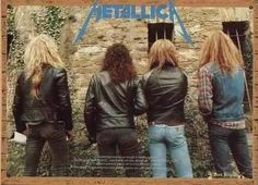 Metallica booty is my favorite booty