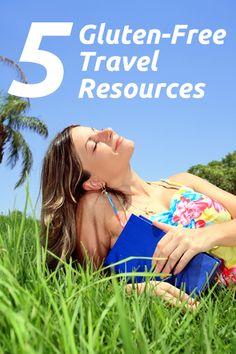 Top 5 Gluten-Free Travel Resources