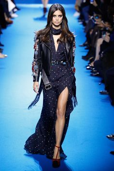Elie Saab Pret A Porter Otoño Invierno 2016/2017 (Paris Fashion Week)