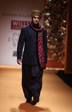 A design by Manish Malhotra