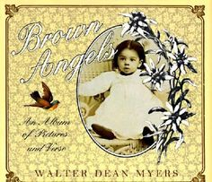 Cover image for Brown angels : an album of pictures and verse