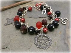 Brigids Blessings Goddess Celtic chunky by WiseWomanCollective, $29.99