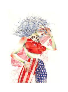 American Gremlin Girl, Jilipollo