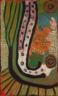 Iyawi Wikilyiri - 'Ngura Ngarutjara' - Outstation Gallery - Aboriginal Art from Art Centres