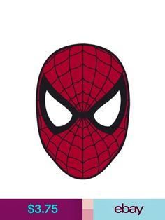 Printable Spiderman Pictures To Trace For Birthday Cake