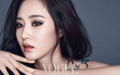 Girls' Generation's Yuri in Vogue Korea February 2017 Kim Hyoyeon, Yoona, Snsd, Sooyoung, Yuri Girls Generation, Kwon Yuri, Night Makeup, 1 Girl, Vogue Magazine