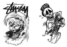 artwork for STUSSY
