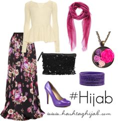 Hashtag Hijab Outfit #10