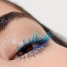 If You Want to Take More Chances with Makeup, Colored Mascara Is Where You Should Start