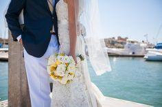 """Working with your venue""  NHYC - Newport Harbor Yacht Club Wedding Nathan & Tiffany Tupman"
