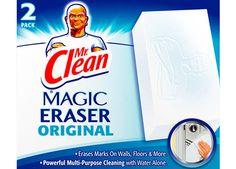 Free Samples of Mr. Clean Magic Eraser!