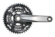 Bicycle Crankset and Chainring
