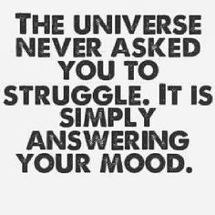What mood is the universe answering too? by loa_success_story