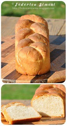 La cuisine Federica: tressé pain