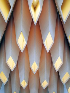 Iwamoto Scott Architecture One Kearny Ceiling Detail