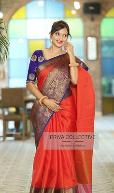 New Exclusive Wedding Saree Collection - Priva Collective