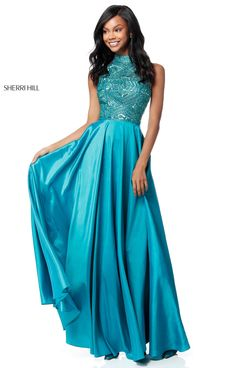 Shop Over Gorgeous Formal Dresses at Pure Couture- Southern Ohio's Largest Prom and Pageant Store! Plus Size Evening Gown, Evening Gowns, Dress P, Party Dress, Taffeta Skirt, Gowns Online, Sherri Hill, Designer Gowns, Pageant Dresses