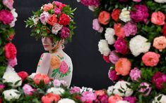 peonies at the RHS Chelsea Flower Show at the Royal Hospital Chelsea in London, England, on May 2019 (Toby Melville/Reuters) Great Wall Marathon, Excited About Life, Mindfulness Training, Growing Peonies, Psychological Well Being, Self Organization, Chelsea Flower Show, Study Notes, Life Purpose