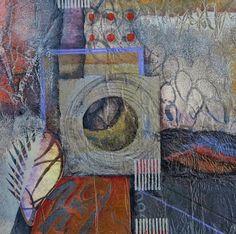 Collage art of Laura Lein-Svencner: Wabi-Sabi
