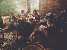 Backyard Sessions: Family And Friends | Free People Blog #freepeople