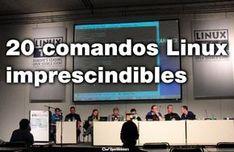 20 Comandos Linux imprescindibles para un Sysadmin.