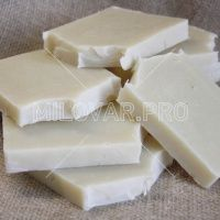 кастильское мыло с нуля холодным способом