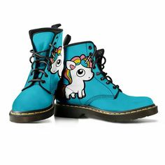 supervleuke unicorn docter martens