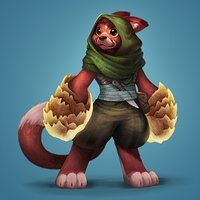 ArtStation - Strong but friendly: BEAR, Marcus Jerner