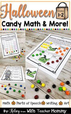 Halloween candy math