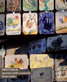 """Nel cuore della città di #Grottaglie, nei pressi del famoso """"quartiere delle ceramiche"""", si potrà visitare il Museo della Ceramica che racconta la storia della sua terra attraverso manufatti ceramici di uso domestico ed ornamentale.  E voi in casa avete qualche oggetto d'artigianato preso a Grottaglie? Raccontatecelo :)"""