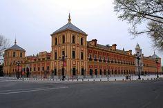 Palacio de San Telmo in Seville, Spain