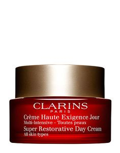 Super restorative day cream smooths the skin's surface! #lordandtaylor #renewyear