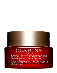 Super restorative day cream smooths the skin's surface! #lordandtaylor #renewyear