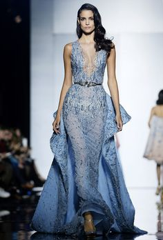 Zuhair Murad Spring-Summer 2015 Haute Couture collection at Paris FW