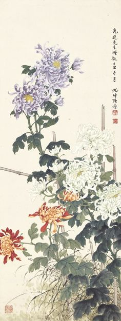 Belles of the Bowl 12 Flowers to Know in Chinese Art Chinese Works of Art Sotheby s Chinese Flowers, Japanese Calligraphy, China Art, Chinese Painting, Botanical Illustration, Japanese Art, Art Inspo, Flower Art, Art Drawings