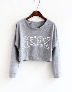 Greek sweatshirt