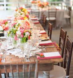 Tablescape | Wedding Ideas that Reflect Your Style | MODWEDDING.com