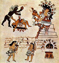 10 Aztec Sacrifice Facts - Human Sacrifices - Fun Facts You Need to Know!
